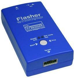 Flasher ST7, SEGGER MICROCONTROLLER GMBH & Co. KG